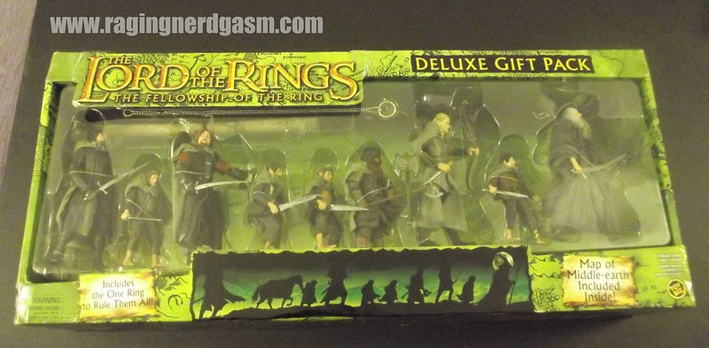 Lord of the Rings- Fellowship of the Ring - Green First Book Pack