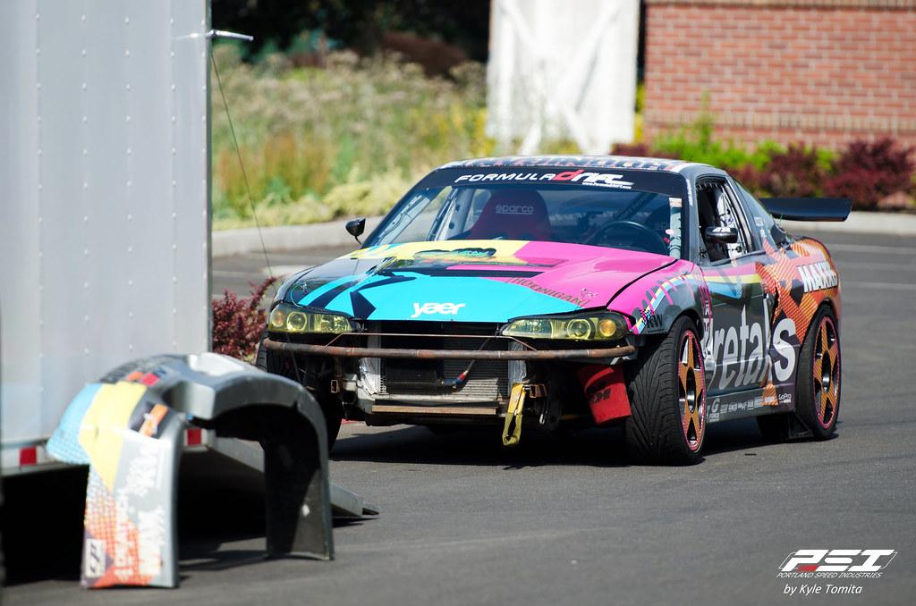 Ryan Tuerck's Retaks Racing LS240