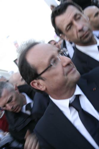 Hollande flou