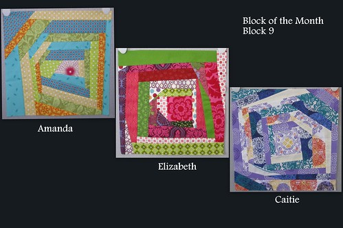 Block of the Month, Block 9