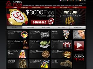 Casino Titan Home
