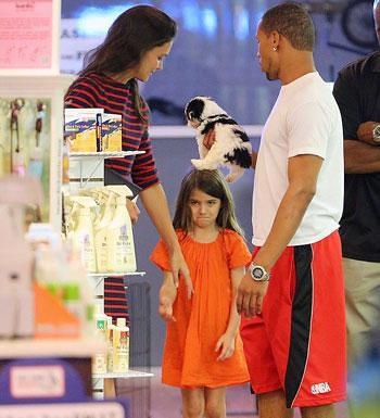 سوري أبنة توم كروز