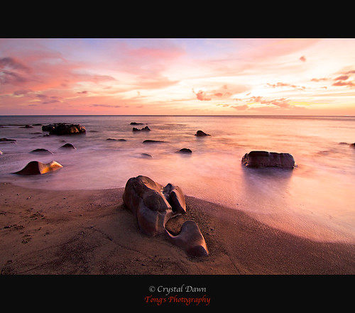 Slow-paced by Crystal Dawn 彤