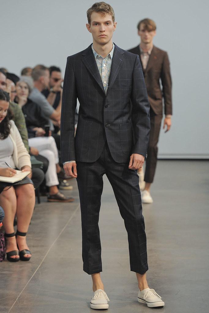 Adrian Bosch3276_SS13 Paris Junya Watanabe Man(VOGUE)