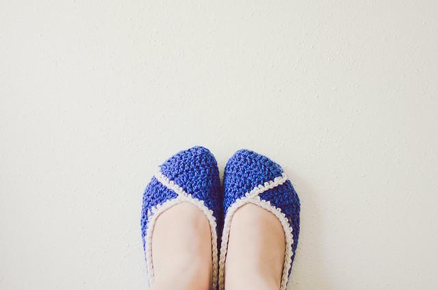 slippering