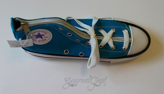 Converse Shoe Pencil Pouch