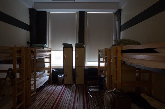 HI-Chicago 8人部屋