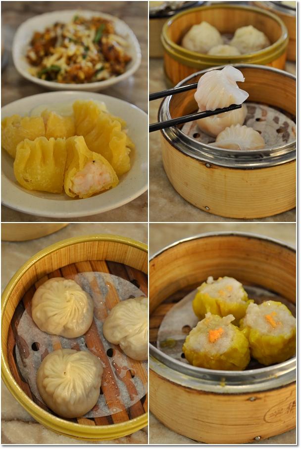 Har Gau, Siew Mai, Xiao Long Bao