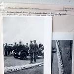 Lord Kitchener, General Munro, General Birdwood, Colonel de Crespigny, Major Smith at No 3 Lemnos Nov 1915
