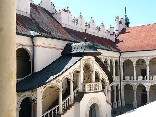 L06a Baranow Sandomierski castle