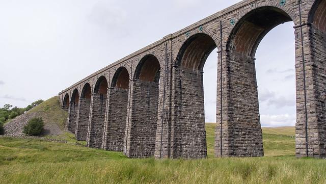 Carlisle Line, Ribblehead Viaduct - Flickr CC ed_webster