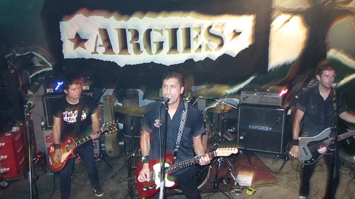 The Argies im Panic Room Essen