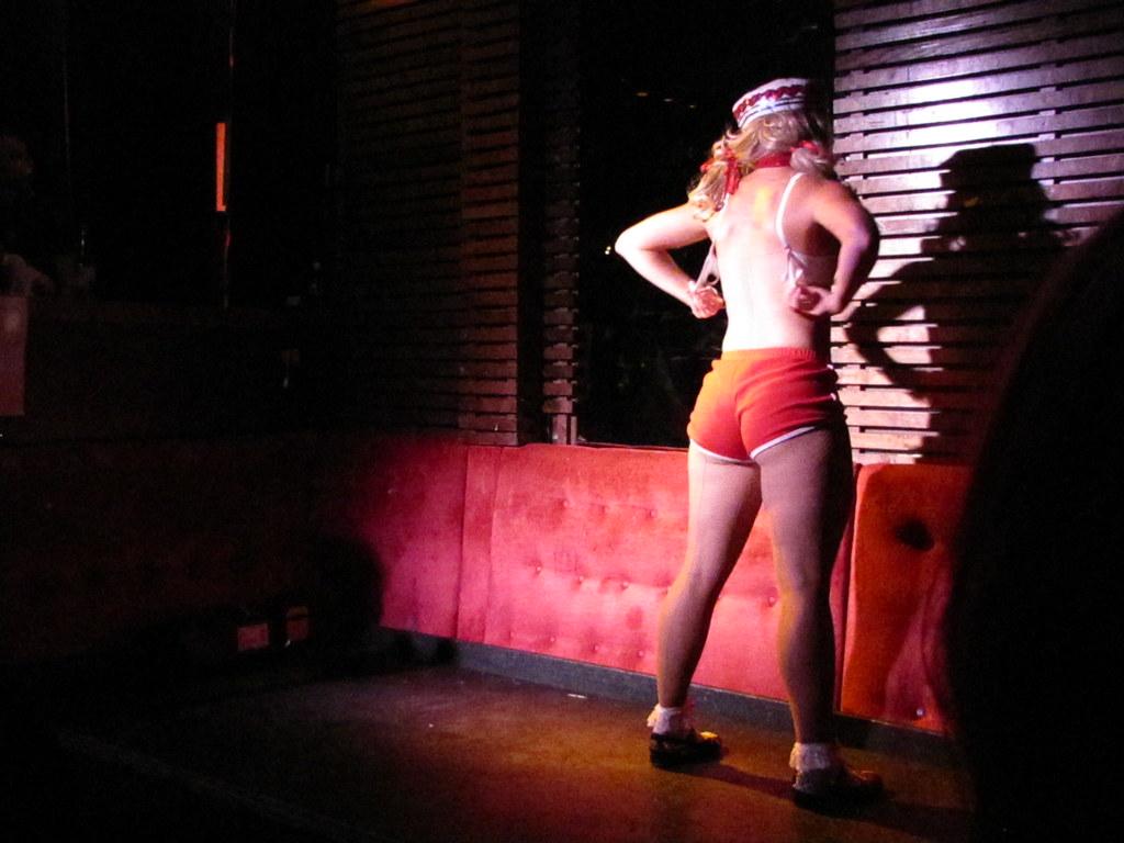 Goth Girl Burlesque