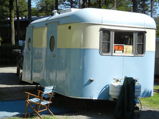 Northern Indiana Vintage Camper Rally 2012