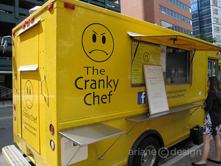 The Cranky Chef food truck
