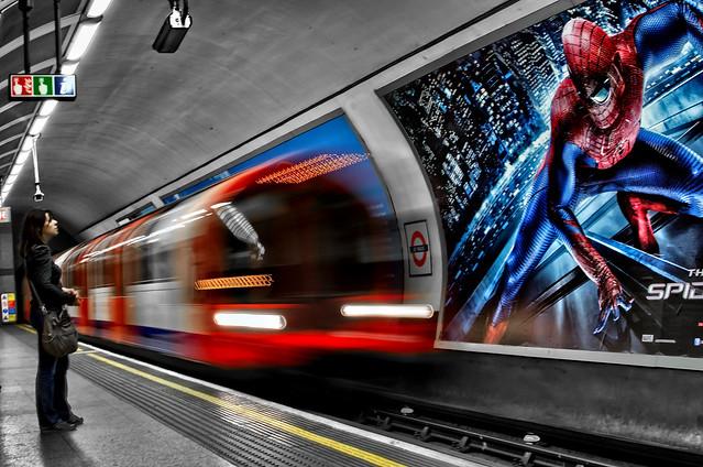 Spider-Man Underground
