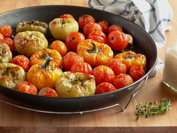 Mini-Paprika & Tomaten