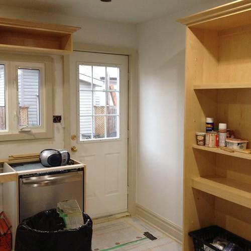 Day 17: Door trim