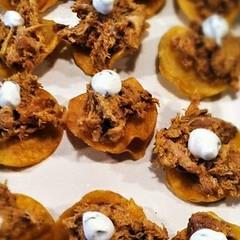 saburba nacho appetizer