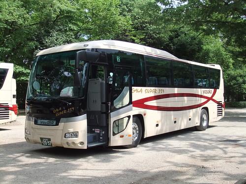 京都ヤサカ観光バス