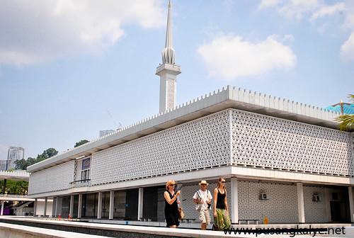 National Mosque_Kuala Lumpur Malaysia