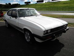race car, automobile, automotive exterior, vehicle, ford capri, land vehicle, coupã©, sports car,