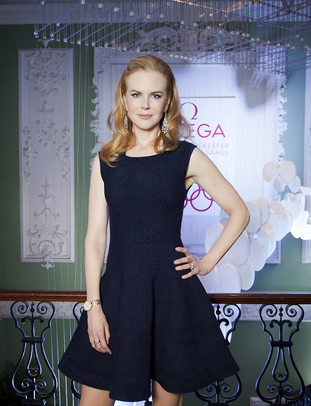 OMEGA House Opening night_Nicole Kidman_1