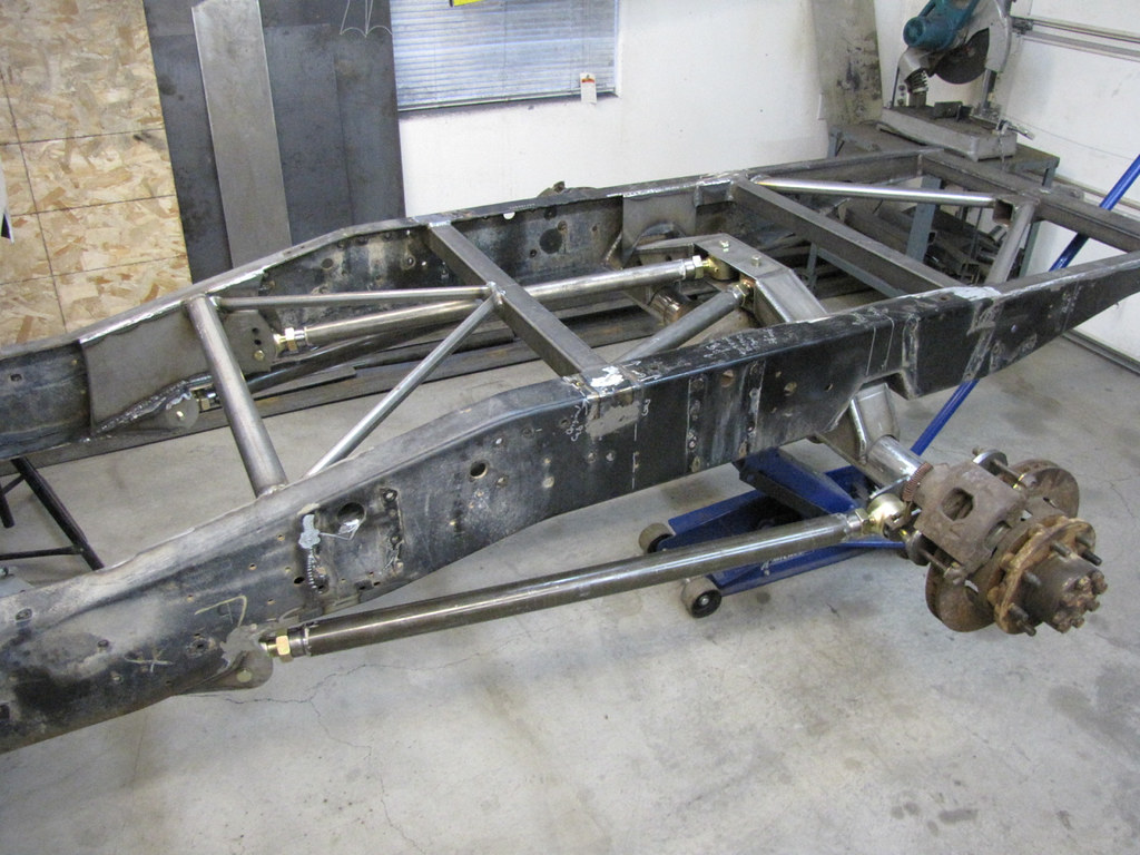 Chevy Crew Cab C3 Truck Build Pirate4x4Com 4x4 And