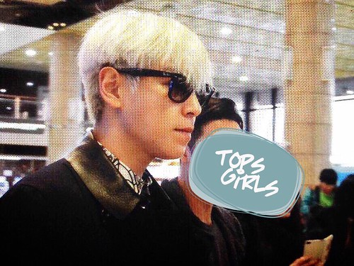 Big Bang - Gimpo Airport - 15jan2015 - TOP - TOPS-GIRLS - 03