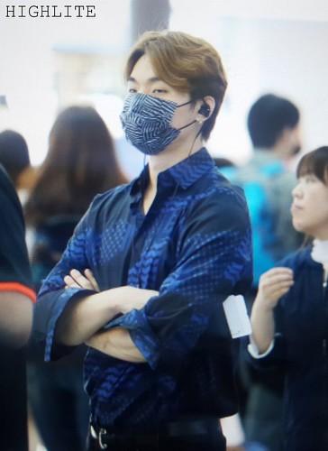 BIGBANG departure Seoul to Macao 2016-09-03 (18)