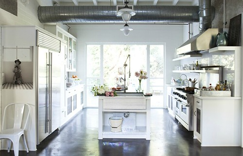 What Sums Up Your Dream Kitchen?