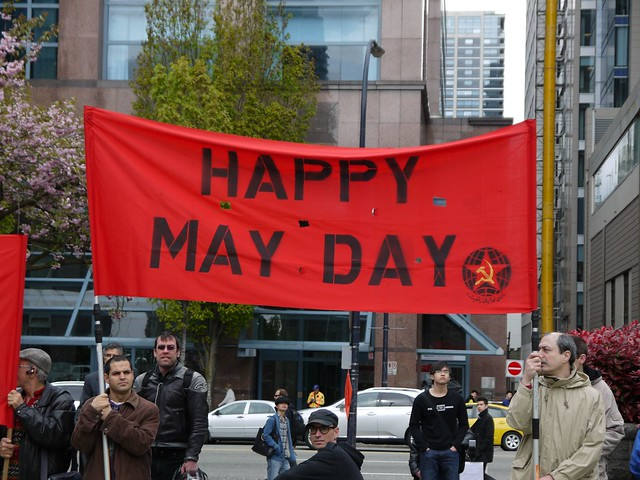 Occupy May Day 2012