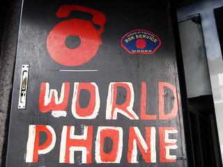 WORLD PHONE