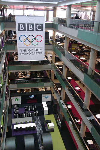 BBC, The Olympic Broadcaster