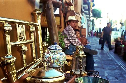 Capilla del Rosario. Puebla.