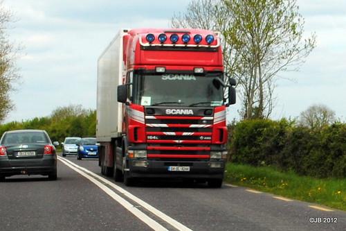 Scania R164L 480 V8 Topline 04-DL-4244