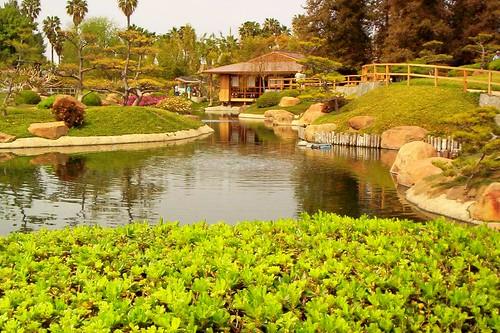 Japanese Garden, Van Nuys, .10, #3