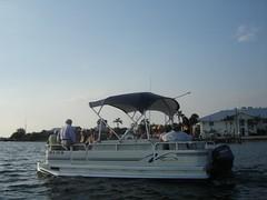 Waves Boat Club progressive dinner