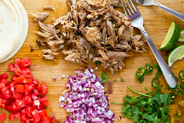Shredded Mexican Pork