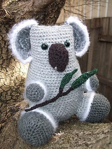 koala - by Dawn