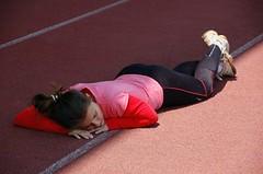 V týdnu před maratonem zařaďte odpočinek