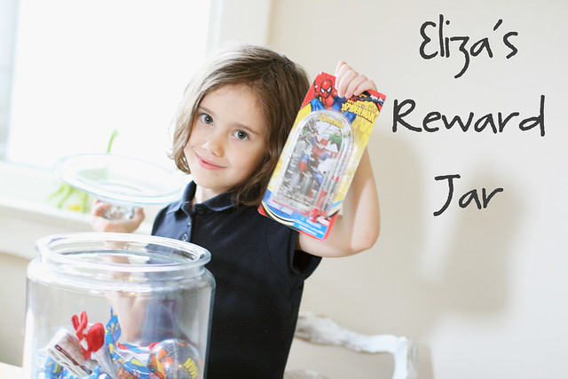Eliza's Reward Jar