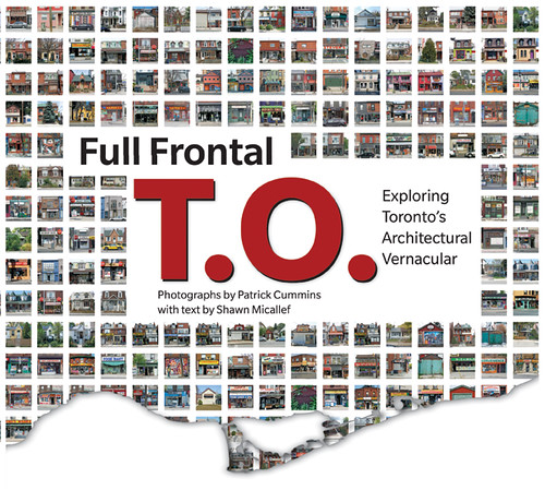 Full Frontal Cover - launch May 9th by Spacing Magazine
