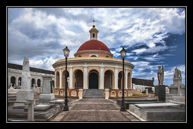 Cementerio de Santa Maria Magdalena de Pazzis