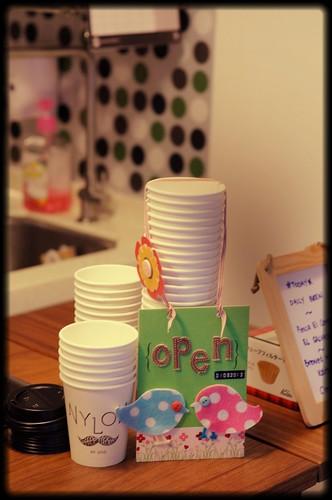 Nylon's Takeaway Cups
