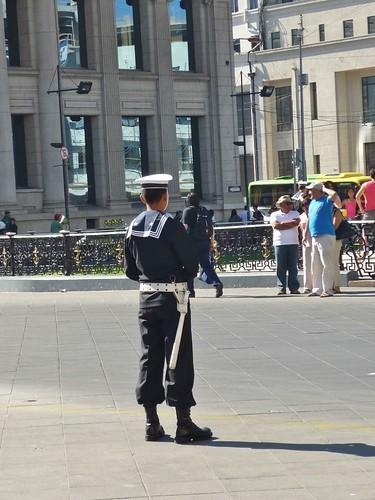 Chilean navy