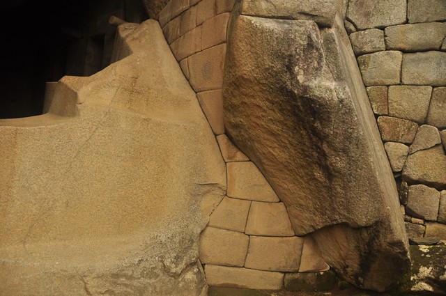 Machu Picchu work