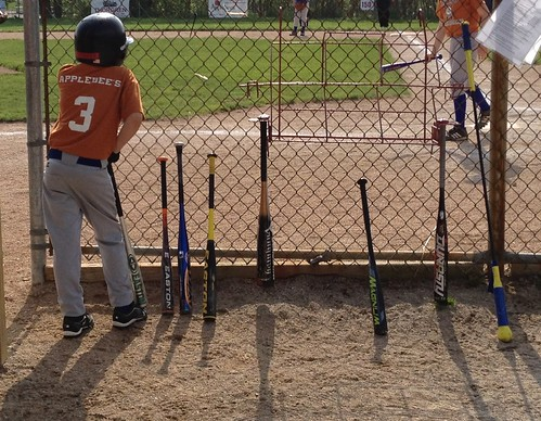 Carter, little league