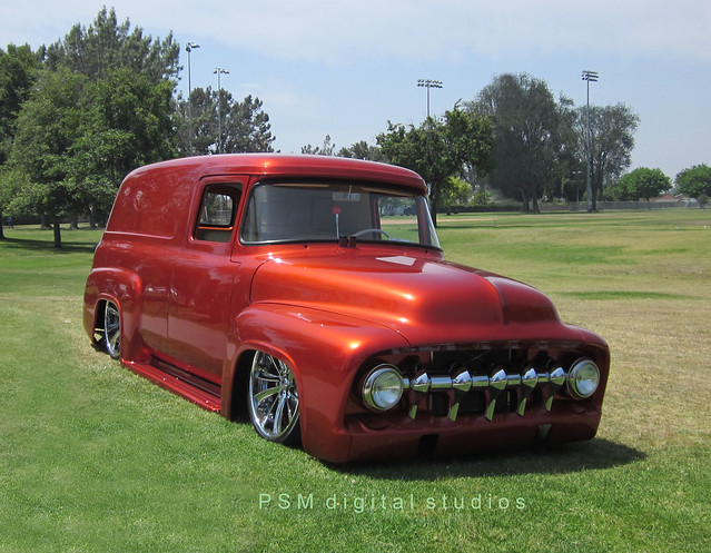 1956 Chevy Pickup For Sale Craigslist >> 1956 Ford panel truck craigslist
