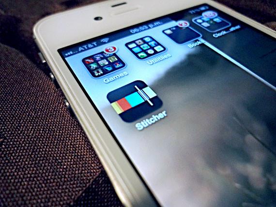 Stitcher Radio para iOS